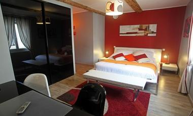 hotel residence chambre 3