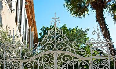 logis herault - chateau siran - facade 2