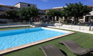 logis herault - le pressoir - piscine 3