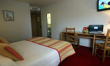 logis herault - pavillon - chambre 3