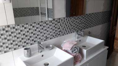 salle de bain chbre 1 Maini Laeticia