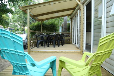 MOBIL-HOME 4/6 PERSONNES
