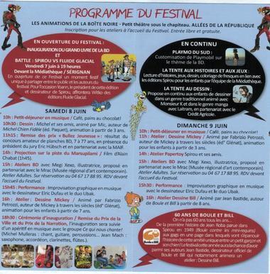 2019-06-08-et-09-festival-BD-Serignan-programme