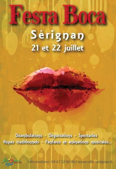 Ville de Sérignan