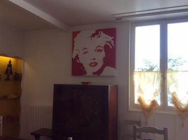 Madame-Lemarie-Marie-Paule-Dinard-tableau-Marilyn
