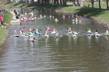 Malestroit kayak 3