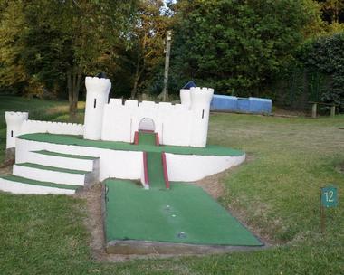 Mini Golf du Prieuré Dinard - Piste