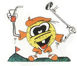 Mini-Golf-Prieure-Logo