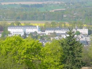 Monastère des Augustines vu de loin