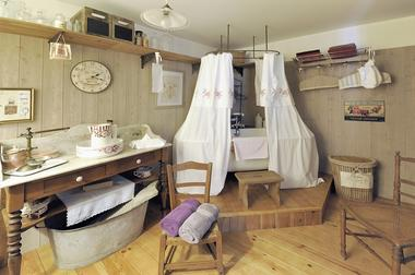 Moulin de la Béraudaie, chambre Arthur 3