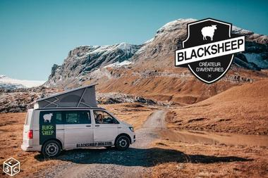 Nature - Black Sheep Van - Saint-Malo