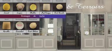 Fromages et Terroirs Saint-Malo