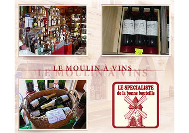 ©Le Moulin à Vins