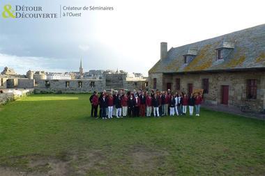 Agence événementielle Détour et Découverte Saint-Malo