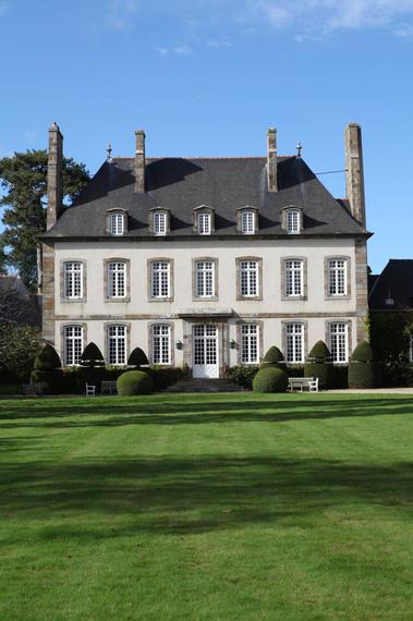 Malouinière de la Ville Bague Saint-Coulomb