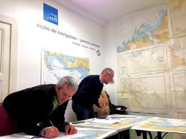 École de Navigation - L'Atelier du Large - Saint-Malo
