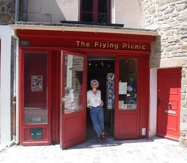 THE FLYING PICNIC vente à emporter Saint-Malo
