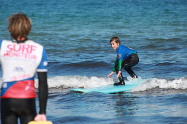 Surf Harmony Saint-Briac-sur-Mer - Stage de surf