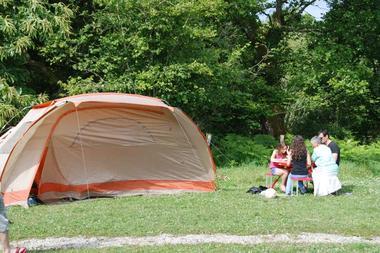 Aire Naturelle de Camping Le Bois du Barde
