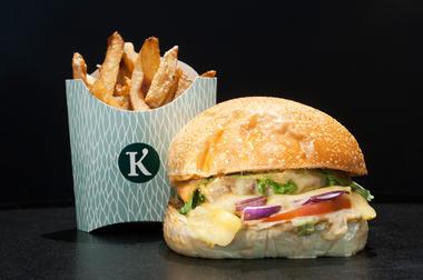 Burger - Knop & Compagnie - Saint-Malo