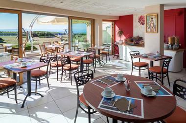 Hôtel - restaurant Breiz Armor