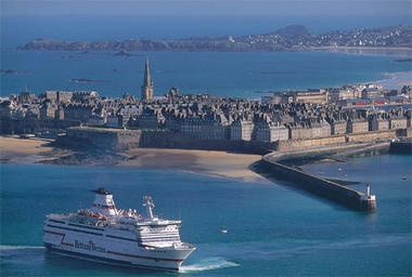 Brittany Ferries Saint-Malo