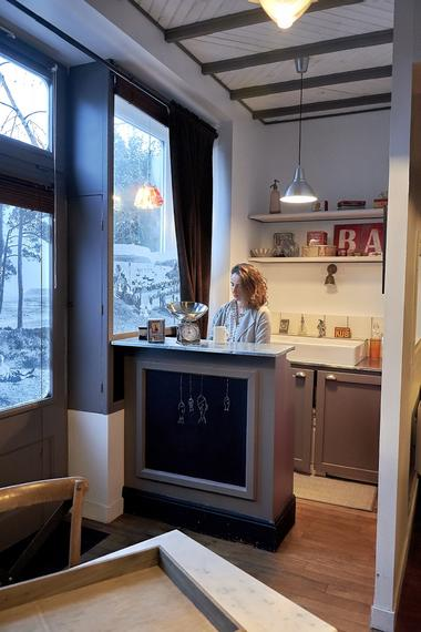 Villa Esprit de Famille - Le P'tit comptoir - Location - saint-malo