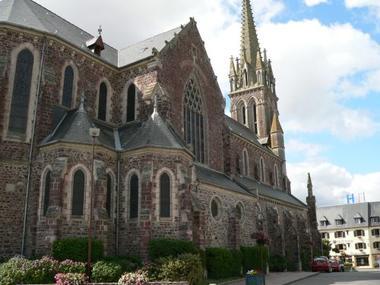 Eglise de Bédée