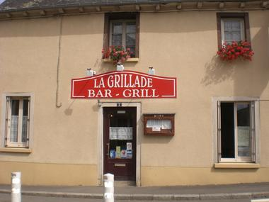 Restaurant La Grillade à Bédée, village étape