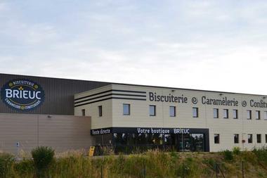 Brieuc - Biscuiterie Caramèlerie Confiturerie
