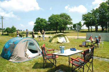 Eco-Camping des Buis
