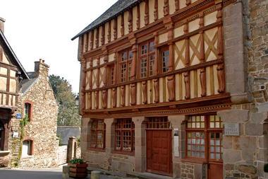 La maison d'Ernest Renan