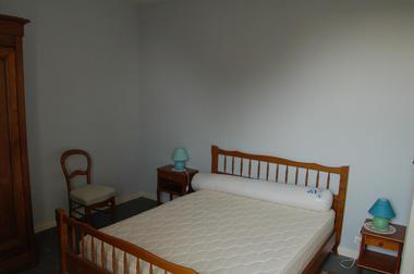 Cadiou-Trevilly - Chambre bleue