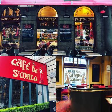 Café de Saint-Malo - Restaurant - Intra-Muros