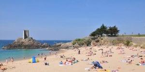 Camping-La-Touesse-Saint-Lunaire-plage-fourberie