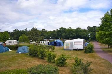 Camping Municipal Paimpont Brocéliande