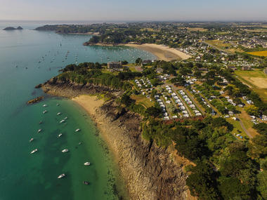 Camping municipal de la Pointe du Grouin Cancale