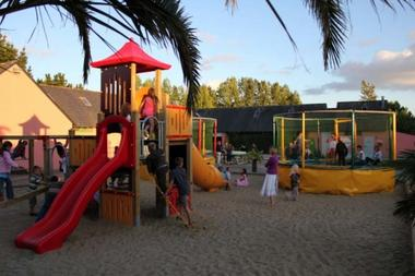 Camping Yelloh! Village Le Domaine d'Inly