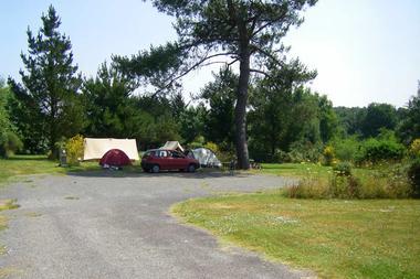 Camping municipal des Landes de Cojoux