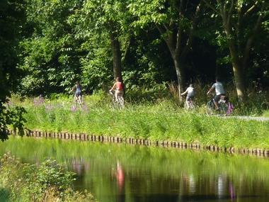 Canal d'Ille-et-Rance ©GIT