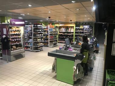 Carrefour City - Saint-Malo