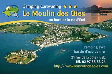 Camping Le Moulin des Oies