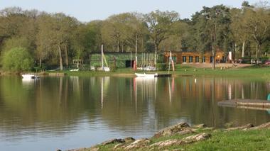 Centre Voile et Nature au Domaine de Trémelin à Iffendic