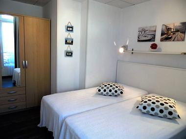 Chambre 2 lits - L'Artimon - Résidence La Hoguette - Saint-Malo