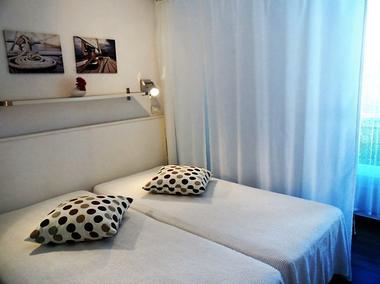 Chambre 2 lits bis - L'Artimon - Résidence La Hoguette - Saint-Malo