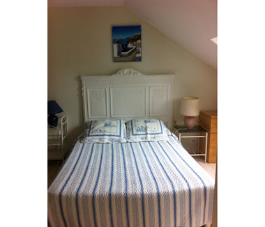 Chambre lit double - Tommasi - Saint-Malo