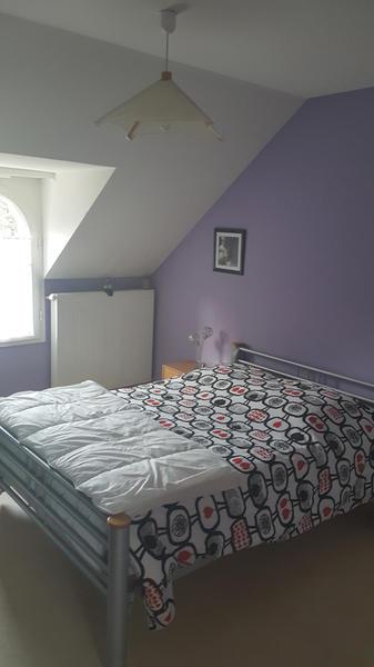Chambre mauve  - La Maison de la Plage - Saint-Malo - Eric LECOURTOIS - utilisation illimitée