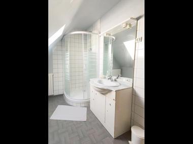 Chambres d'hôtes Mme Michel chambre 1 salle d'eau - Malestroit - Morbihan Bretagne