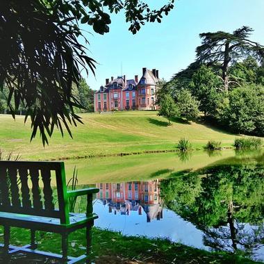 Château et parc de Chantore - Bacilly