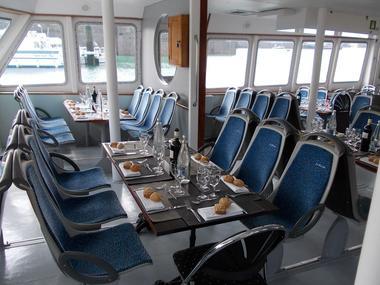 Cie Corsaire location de bateau à quai St Malo